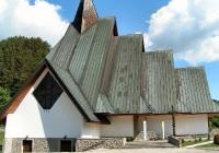 Parafia pw. Wniebowzięcia NMP
