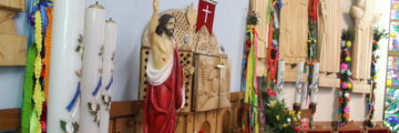 Niedziela Wielkanocna – procesja rezurekcyjna i Msza święta