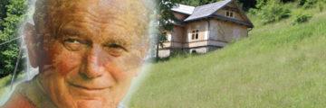 Setne urodziny św. Jana Pawła II w Gazdówce Wojtyłowej